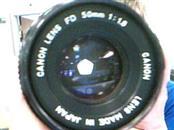 CANON Lens/Filter 50 MM 1:1.8